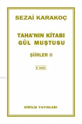 Taha'nın Kitabı Gül Muştusu Sezai Karakoç
