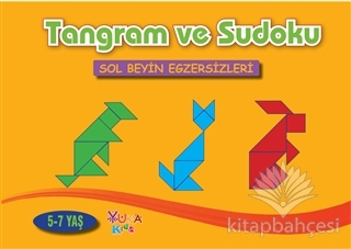 Tangram ve Sudoku 5-7 Yaş