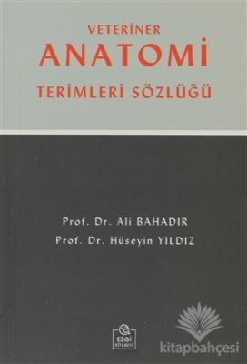 Veteriner Anatomi Terimleri Sözlüğü (Küçük Boy)