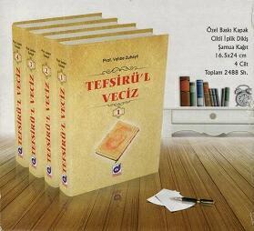 Tefsir'ül Veciz (4 Cilt Takım) Vehbe Zuhaylî