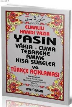 Yasin (Ayfa-009, Çanta Boy, Mealli)