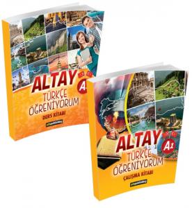 Altay Türkçe Öğreniyorum A1