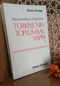 Türkiye'nin Toplumsal Yapısı 1