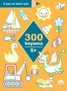 300 Boyama-5 Yaş Üzeri İçin