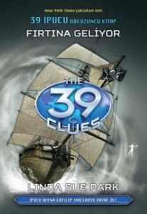 39 İpucu Dokuzuncu Kitap Fırtına Geliyor