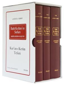 İlahi Kelam'ın Sırları (3 Kitap Takım)