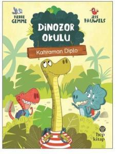 Kahraman Diplo - Dinozor Okulu