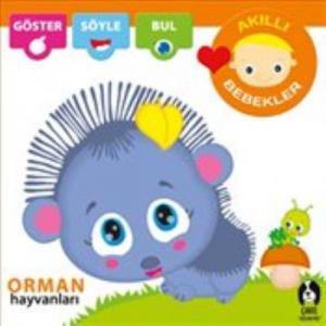 Akıllı Bebekler - Orman Hayvanları