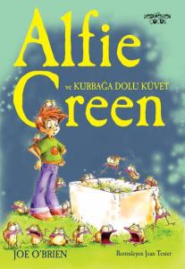 Alfie Green-Kurbağa Dolu Küvet