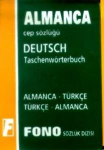 Almanca Cep Sözlük