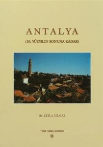 Antalya-16. Yüzyılın Sonuna Kadar-Ciltli