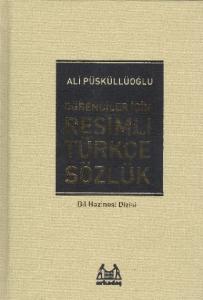 Arkadaş Resimli Türkçe Sözlük
