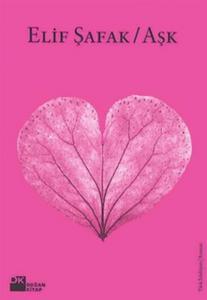Aşk (Pembe Kapak)
