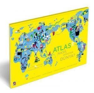 Atlas Nasıl Dönüyor Dünya-Ciltsiz