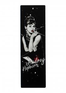 Wings of Simurg - Audrey Hepburn Kitap Ayracı