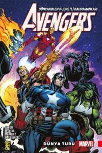 Avengers 2-Dünya Turu
