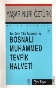 Bosnalı Muhammed Tevfik Halveti
