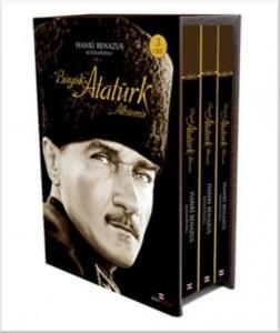 Büyük Atatürk Albümü 3 Cilt Takım