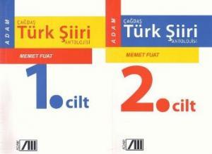 Çağdaş Türk Şiiri Antolojisi (2 Cilt)