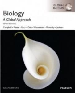 Campbell Biology with Mastering Biology Virtual Lab Full Suite