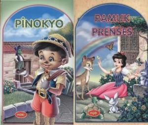 Çevir Oku Pinokyo Pamuk Prenses