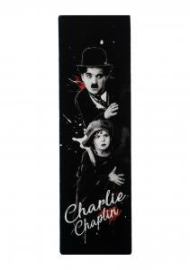 Wings of Simurg - Charlie Chaplin Kitap Ayracı