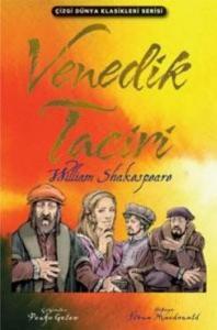 Çizgi Dünya Klasikleri Serisi: Venedik Taciri