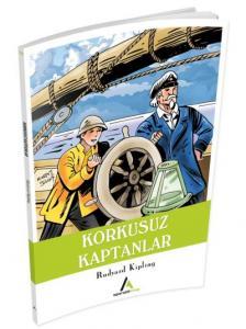 Çocuk Klasiklerinden Seçme Eserler 19-Korkusuz Kaptanlar