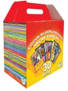 Çocuk Klasiklerinden Seçme Eserler 30 Kitap