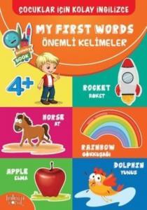 Çocuklar İçin Kolay İngilizce-Words