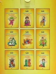 Çocuklar İçin Önemi Dizisi 20 Kitap-Kürtçe