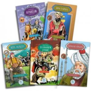 Çocuklar İçin Set-1 5 Kitap Set