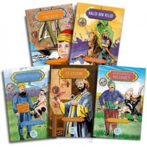 Çocuklar İçin Set-2 5 Kitap Set