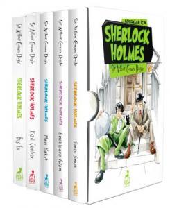 Çocuklar İçin Sherlock Holmes Seti 5 Kitap