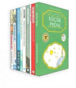 Çocuklarımız İçin Klasiklerden Seçme 10 Kitaplık Set