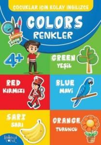 Colors-Çocuklar İçin Kolay İngilizce