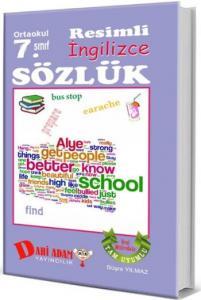Dahi Adam 7. Sınıf Resimli İngilizce Sözlük