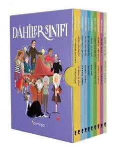 Dahiler Sınıfı Kutulu Set 10 Kitap Takım