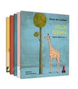 Değerler Eğitimi Serisi 5 Kitap Takım-Öğrenci Etkinlik Kitabı Hediyeli