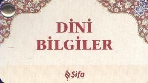Dini Bilgiler (Kartela)