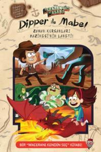 Disney Esrarengiz Kasaba-Dipper ve Mabel Zaman Korsanları Hazinesinin Laneti
