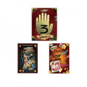 Disney Esrarengiz Kasaba En Favori Kitaplar Seti 3 Kitap