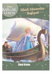 Disney Karlar Ülkesi Sihirli Maceralar Başlıyor