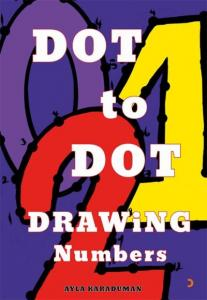 Dot To Dot Drawing Numbers