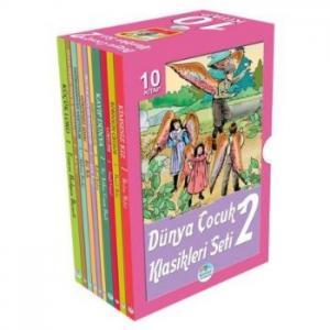 Dünya Klasikleri Set 2 - 10 Kitap