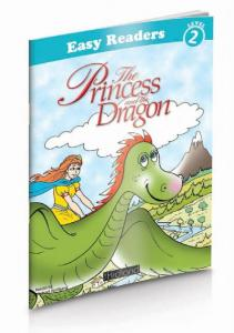 Easy Readers Level-2 The Princess and The Dragon