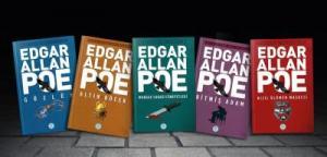 Edgar Allan Poe Kitaplığı Seti 5 Kitap