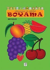 Eğlenceli ve Eğitici Boyama Meyveler