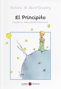 El Principito İspanyolca-Türkçe Sözlüklü