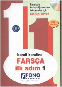 Farsça  İlk Adim  1- Cd'li